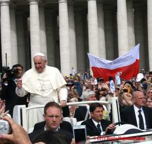 2014 | Wednesday Audience at the Vatican-Pope Francis